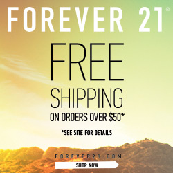 Find fun fearless fashion at Forever 21. Get Free Shipping on orders over $50.